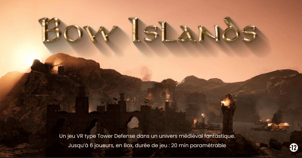 bow islands